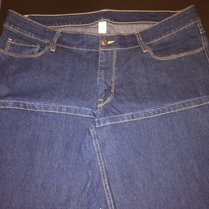 Old Navy Bootcut Jeans Size 18W Long